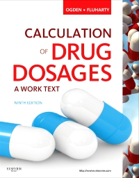cover image - Calculation of Drug Dosages - Elsevier eBook on VitalSource,9th Edition