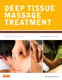 cover image - Deep Tissue Massage Treatment,2nd Edition