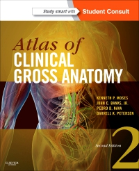 cover image - Atlas of Clinical Gross Anatomy,2nd Edition