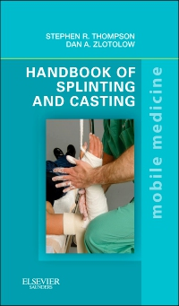 cover image - Handbook of Splinting and Casting