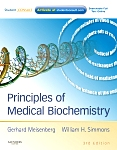 cover image - Evolve Resources for Principles of Medical Biochemistry,3rd Edition
