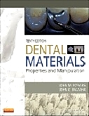 cover image - Evolve Resources for Dental Materials,10th Edition