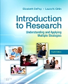 cover image - Evolve Resources for Introduction to Research,4th Edition
