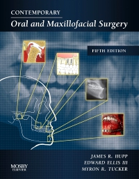 cover image - Contemporary Oral and Maxillofacial Surgery - Elsevier eBook on VitalSource,5th Edition