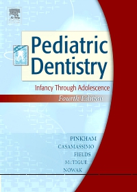 cover image - Pediatric Dentistry - Elsevier eBook on VitalSource,4th Edition