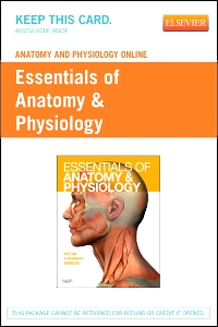cover image - Anatomy & Physiology Online for Essentials of Anatomy & Physiology (Access Code)