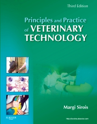 cover image - Principles and Practices of Veterinary Technology - Elsevier eBook on VitalSource,3rd Edition