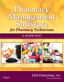 cover image - Evolve Resources for Pharmacy Management Software for Pharmacy Technicians,2nd Edition