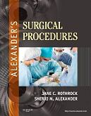 cover image - Evolve Resources for Alexander's Surgical Procedures
