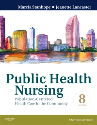 cover image - Public Health Nursing - Elsevier eBook on VitalSource,8th Edition