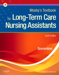 cover image - Mosby's Textbook for Long-Term Care Nursing Assistants - Elsevier eBook on VitalSource,6th Edition
