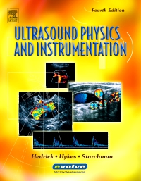 cover image - Ultrasound Physics and Instrumentation - Elsevier eBook on VitalSource,4th Edition