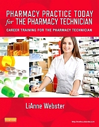 cover image - Evolve Resources for Pharmacy Practice Today for the Pharmacy Technician