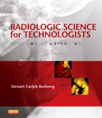 cover image - Radiologic Science for Technologists - Elsevier eBook on VitalSource,10th Edition