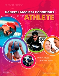 cover image - General Medical Conditions in the Athlete - Elsevier eBook on VitalSource,2nd Edition