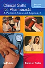 cover image - Evolve Resources for Clinical Skills for Pharmacists,3rd Edition