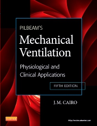 cover image - Pilbeam's Mechanical Ventilation - Elsevier eBook on VitalSource,5th Edition