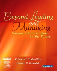 cover image - Beyond Leading and Managing - Elsevier eBook on VitalSource