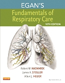 cover image - Evolve Resources for Egan's Fundamentals of Respiratory Care,10th Edition