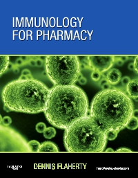 cover image - Immunology for Pharmacy - Elsevier eBook on VitalSource