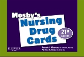 cover image - Evolve Resources for Mosby's Nursing Drug Cards,21st Edition