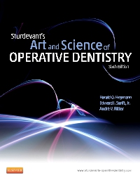 cover image - Sturdevant's Art and Science of Operative Dentistry - Elsevier eBook on VitalSource,6th Edition