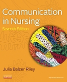 cover image - Evolve Resources for Communication in Nursing,7th Edition