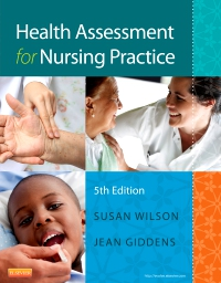 cover image - Health Assessment for Nursing Practice - Elsevier eBook on VitalSource,5th Edition