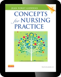 cover image - Concepts for Nursing Practice - Elsevier eBook on VitalSource