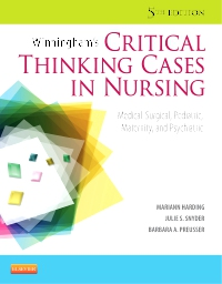 cover image - Winningham's Critical Thinking Cases in Nursing - Elsevier eBook on VitalSource,5th Edition