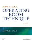 cover image - Evolve Resources for Berry & Kohn's Operating Room Technique,12th Edition