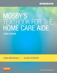cover image - Workbook for Mosby's Textbook for the Home Care Aide,3rd Edition
