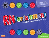cover image - RNtertainment: The NCLEX® Examination Review Game,2nd Edition