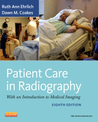 cover image - Patient Care in Radiography - Elsevier eBook on VitalSource,8th Edition