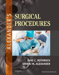 cover image - Alexander's Surgical Procedures - Elsevier eBook on VitalSource