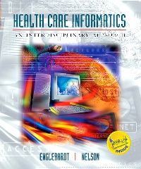 cover image - Healthcare Informatics Elsevier eBook on VitalSource