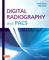 cover image - Digital Radiography and PACS,2nd Edition