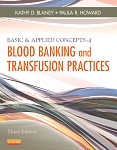 cover image - Evolve Resources for Basic & Applied Concepts of Blood Banking and Transfusion Practices,3rd Edition