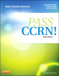cover image - Evolve Resources for PASS CCRN®!,4th Edition