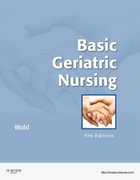 cover image - Basic Geriatric Nursing - Elsevier eBook on VitalSource,5th Edition