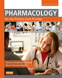 cover image - Pharmacology for the Primary Care Provider,4th Edition