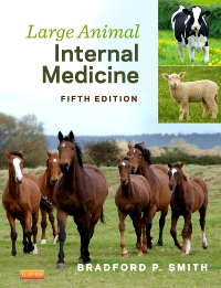 cover image - Large Animal Internal Medicine,5th Edition