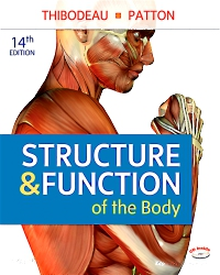 cover image - Structure & Function of the Body - Elsevier eBook on VitalSource,14th Edition