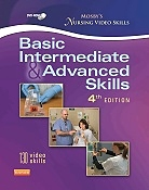 cover image - Mosby's Nursing Video Skills: Student Online Version,4th Edition