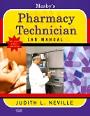 cover image - Evolve Resources for Mosby's Pharmacy Technician Lab Manual (RR)