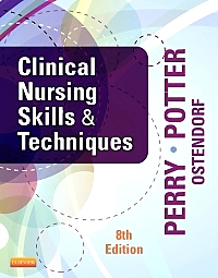 cover image - Evolve Resources for Clinical Nursing Skills and Techniques,8th Edition