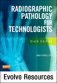 cover image - Evolve Resources for Radiographic Pathology for Technologists,6th Edition