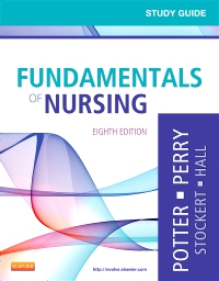 cover image - Study Guide for Fundamentals of Nursing - Elsevier eBook on VitalSource,8th Edition