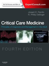 cover image - Critical Care Medicine,4th Edition