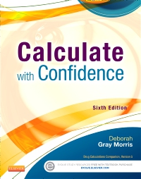 cover image - Calculate with Confidence,6th Edition